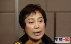 伍曼儀:陳敏娟健康響警號辭職不存在「交人頭」