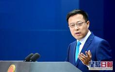 美防長指正加強應對中國威脅 外交部斥毫無根據