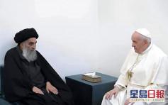 教宗續訪問伊拉克 與什葉派最高領袖會晤