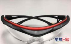 伊院加強個人防護裝備 陸續向病房醫護派發護目鏡