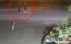 江西情侶馬路吵架雙雙被車輾 女方失腹中胎兒