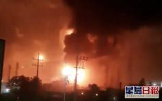 南韩乐天化工厂爆炸致数十人伤 暂无有害物质泄露