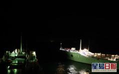 解放軍微博公佈艦艇訓練照片 稱提高官兵登陸作戰能力