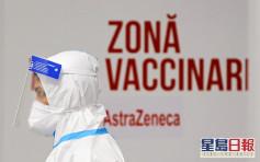 阿斯利康調低疫苗保護力至76% 加國更新標籤提醒有血栓風險