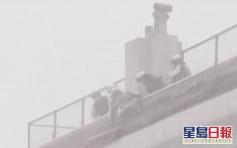 北海道周邊料出現近年最強暴風雪 料降雪持續至19日