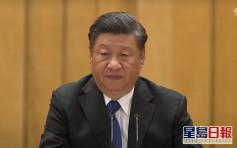 習近平:台獨是祖國統一最大障礙 分裂國家沒有好下場