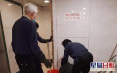 3確診者分居德福花園及麗港城 涉事大廈加強消毒