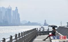 乾燥季候風影響華南沿岸 今日有陽光最高23℃