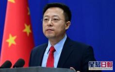 中国新闻司副司长赵立坚 首度以外交部发言人亮相
