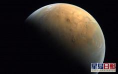 阿聯酋探測器傳回首張火星影像 奧林匹斯火山現真身