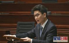 【國安法】許智峯關注稅務局會否交出市民資料 陳浩濂:按相關程序處理