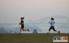 山火煙霧籠罩雪梨PM2.5飆升 政府籲留在室內