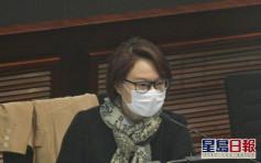 回應退選內會主席破困局建議 李慧琼:全員退選可考慮