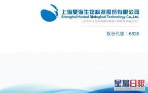 【6826】昊海生物科技去年淨利潤倒退約38%
