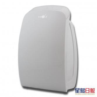 b-Mola醫療級空氣淨化機,採用由香港科技大學創業計劃成員研發的專利NCCO氧聚解技術,有效殺滅99.9%的細菌及病毒。