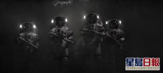 預告片可見,太空人帶上武器執行任務。