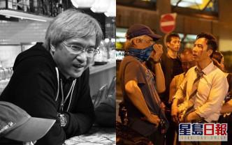 甄子丹深夜再發文回憶與陳木勝導演合作的點滴。