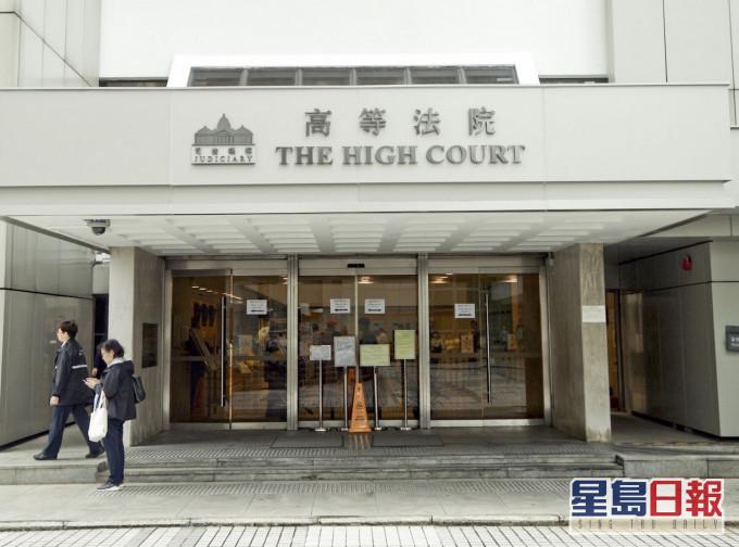 吳昨入稟高等法院申請司法覆核。 資料圖片