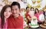 郭富城56歲生日跟家人慶祝  與方媛穿情侶裝sweet到爆